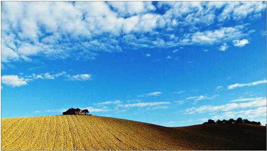 ombre di luce in  autunno.. - Osimo (967 clic)