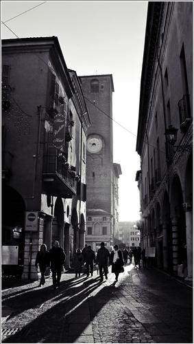 ombre lunghe .. - Mantova (1340 clic)