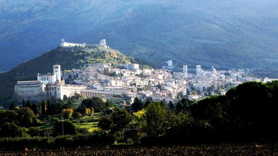 luce .. - Assisi (3575 clic)