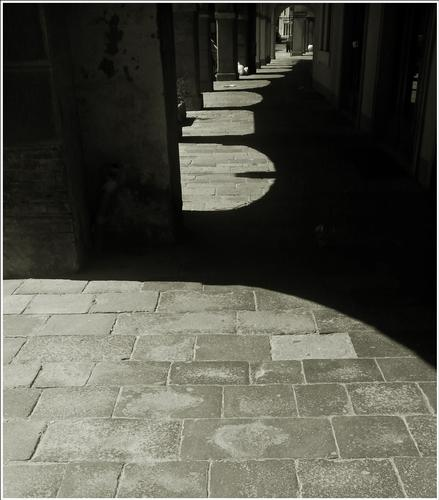 luce ombre forme - Montagnana (793 clic)