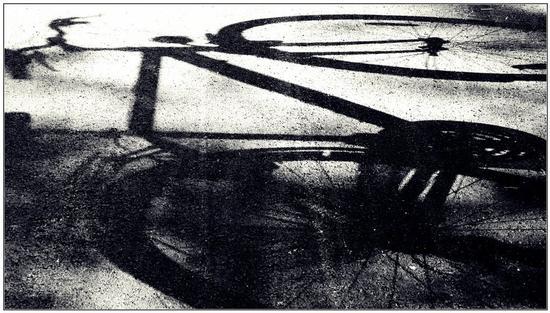 la mia bici.. - Roverchiara (404 clic)