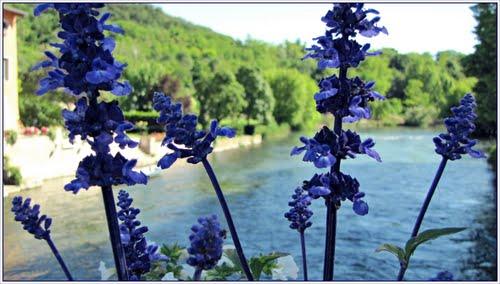 .forme azzurre.. - Borghetto (626 clic)