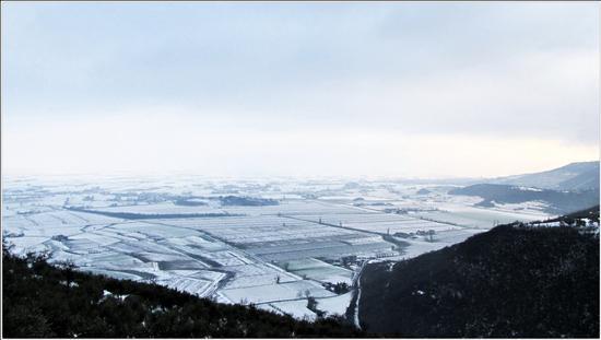 inverno sospeso  - Barbarano vicentino (854 clic)
