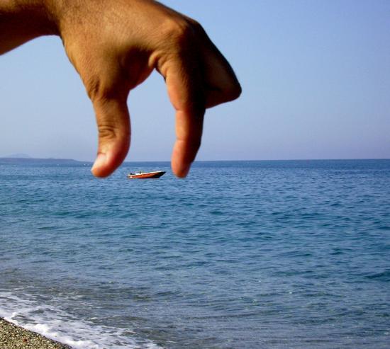 Ladro di barche - Cardedu (2185 clic)