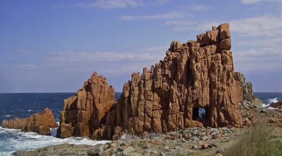 Red Rocks - Arbatax (3617 clic)