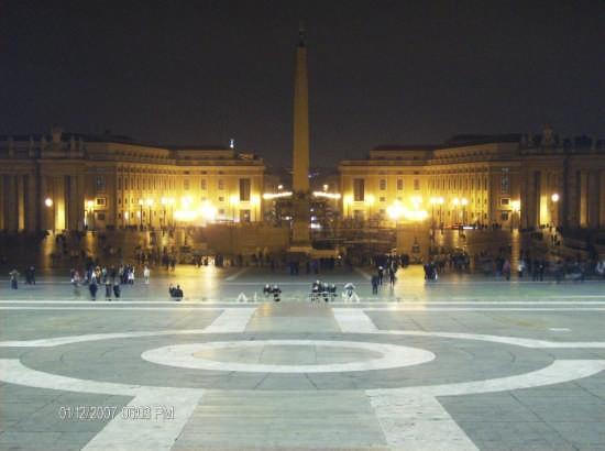 Io sono San pietro Basilica - Roma (1828 clic)