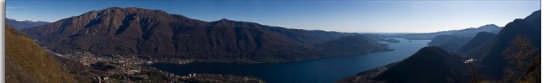 panoramica - Miasino (2150 clic)