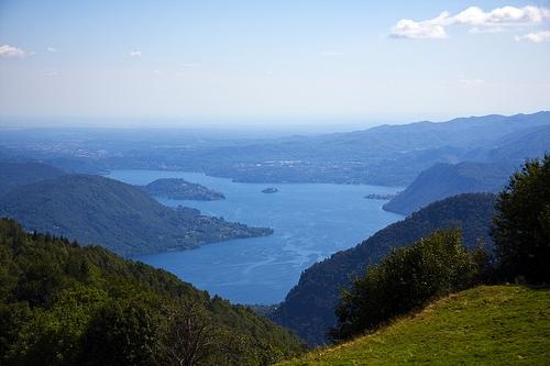 panoramicadel Lago d'Orta - Miasino (2357 clic)