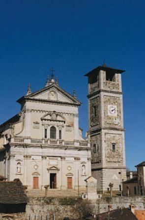 chiesa di San Rocco - Miasino (2666 clic)