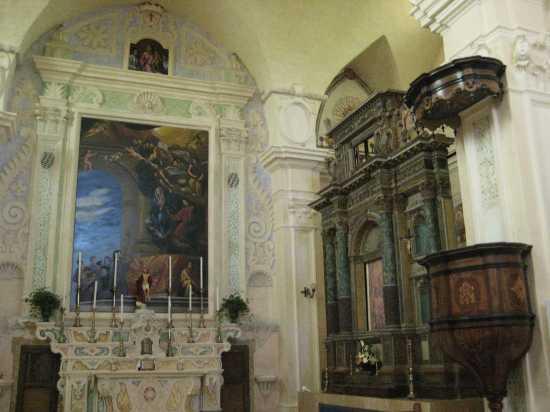 chiesa di S.M.degli Angeli - Presicce (2697 clic)