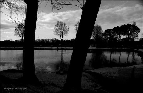 Chieti, lago Teaterno - Chieti scalo (1205 clic)