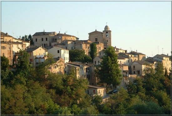 Ortezzano, Panorama (2479 clic)