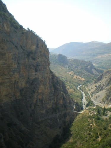 Canyon del Raganello - Civita (3100 clic)