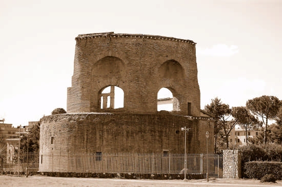mausoleo s.susanna - Roma (2188 clic)