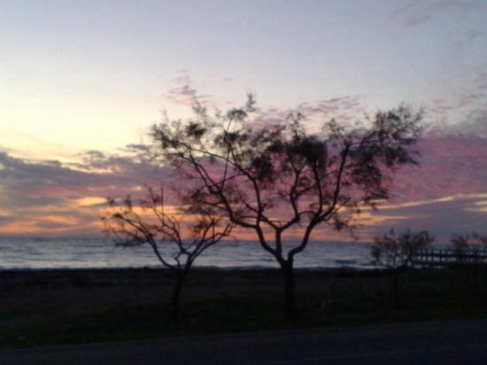 tramonto  - Taviano (2172 clic)