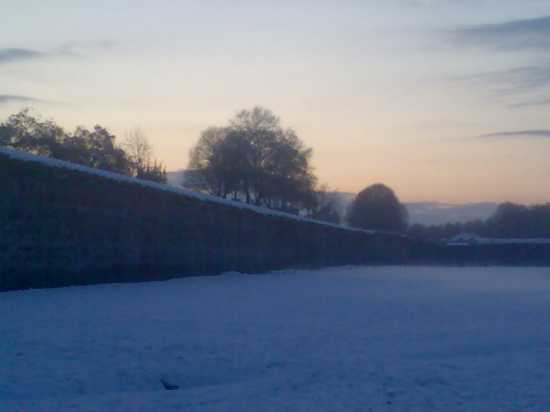 19 dicembre 2009, Lucca con la neve! (2419 clic)