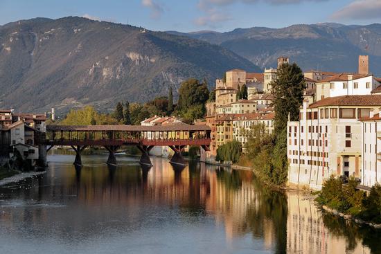 Ponte degli Alpini - Bassano del grappa (1009 clic)