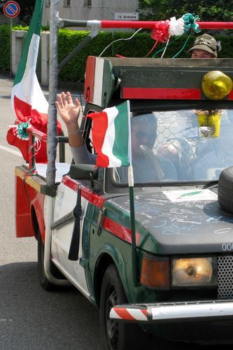 Sfilata degli alpini 2008 - Bassano del grappa (2163 clic)