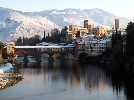 Bassano e la neve - Bassano del grappa (10512 clic)