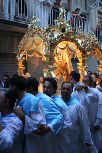 Festa Madonnna 2 Luglio - Enna (4688 clic)