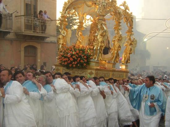 Festa della Madonna - Enna (4988 clic)