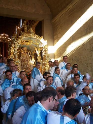 Festa della Madonna - Enna (2851 clic)