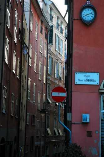 Genova: Piano di S. Andrea (2235 clic)