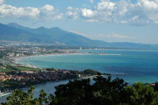 Panorama - Montemarcello (2763 clic)