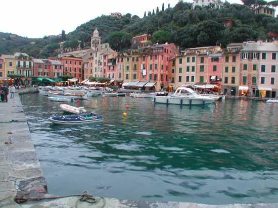 Portofino: il poticciolo (3144 clic)