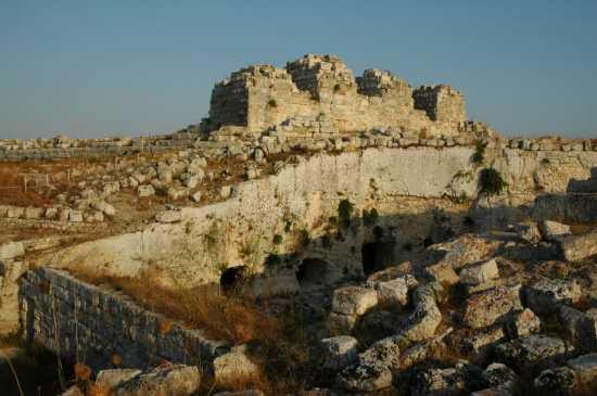 Siracusa: Castello di Eurialo (3099 clic)
