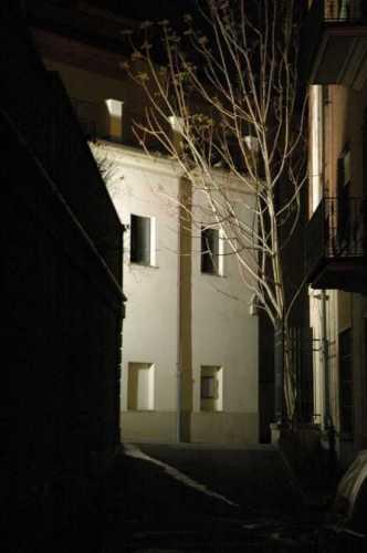 Torino: centro storico, corte interna (1929 clic)