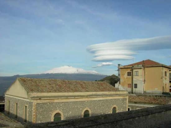 etna e nuvole - Centuripe (4133 clic)