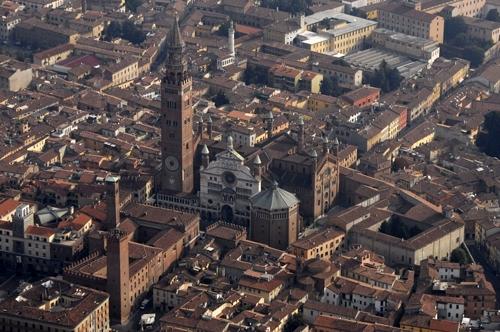 Duomo e Campanile Il Torrazzo | CREMONA | Fotografia di Giorgio De Salve Ria