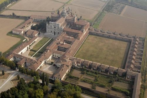 La Certosa - Pavia (7887 clic)