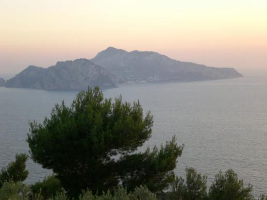 Capri - Sorrento (2445 clic)