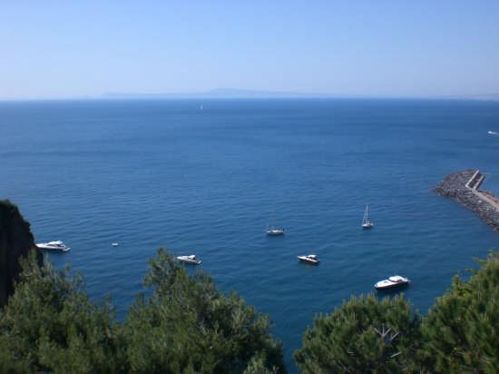 Il mare della Penisola Sorrentina - Sorrento (2547 clic)