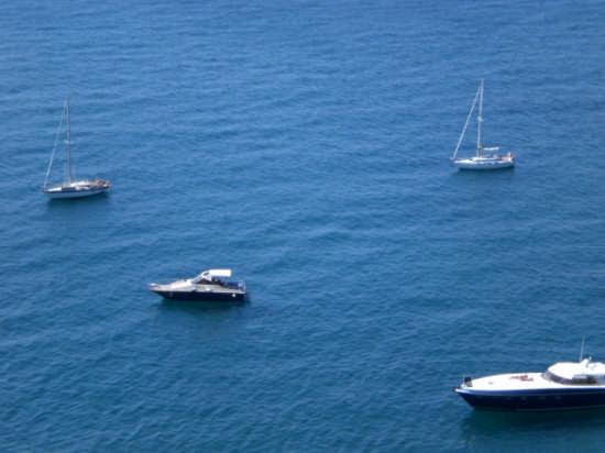 Il mare della Penisola Sorrentina - Sorrento (2465 clic)