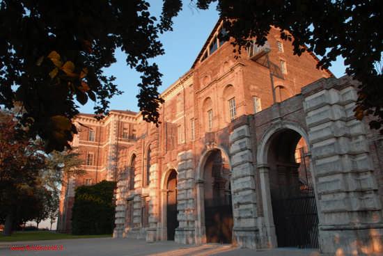 Castello di Rivoli (2129 clic)