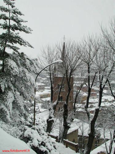 Nevica a Rivoli (2274 clic)
