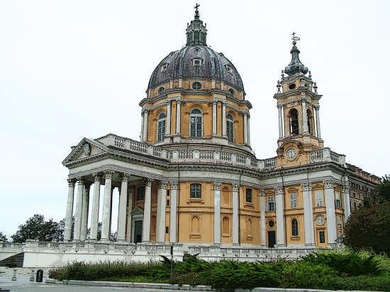 Basilica di Superga - Torino (3352 clic)