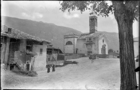 Chiesa dell'Assunta - Dasindo - Vigo lomaso (12 clic)