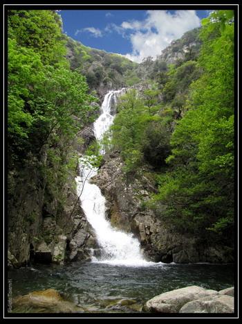 Cascata del Marmarico-Bivongi (RC) m 110 ca. (2363 clic)