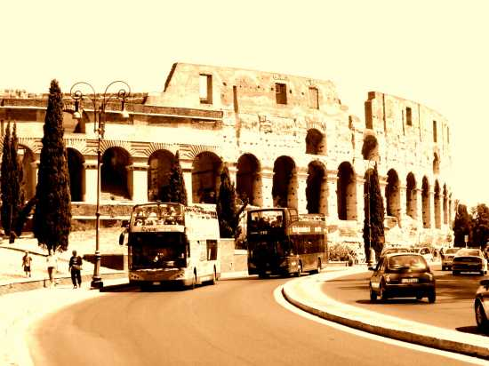 Coloseum - Roma (1444 clic)