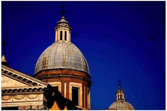 Cupole ( san carlo & san rocco) - Roma (2389 clic)
