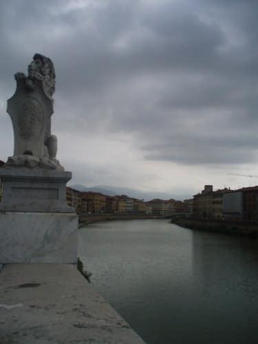 Lungarno  - Pisa (1548 clic)