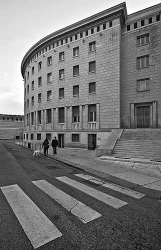 Il retro del Municipio - Verona (2374 clic)