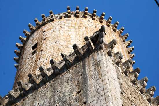 Castello Baronale  - Fondi (2182 clic)