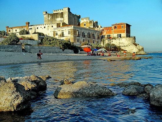 Il Castello di Falconara - Butera (5173 clic)