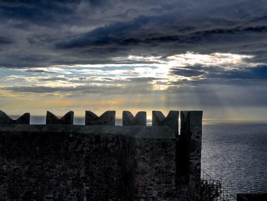 Il Castello di Populonia (2108 clic)