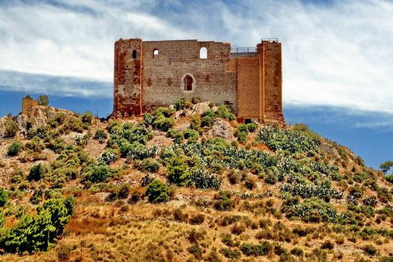 Il castelluccio federiciano - Gela (997 clic)